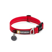Ruffwear - Hoopie Dog Collar - Red Currant