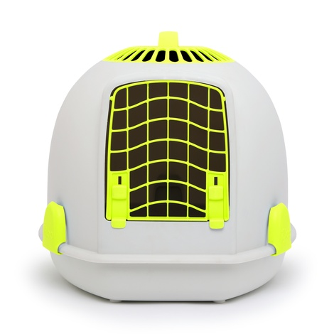 'The Igloo' for Cats - Sunrise Yellow