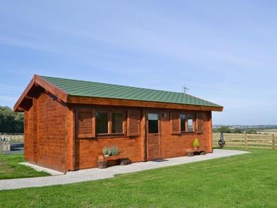 Buttercup Lodge, Northumberland