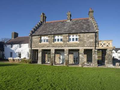 Plas, Isle of Anglesey, Rhoscolyn
