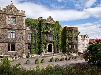 The Abbey Hotel, Worcestershire, Great Malvern