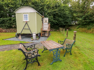 Shepherds Hut - The Crook, Pembrokeshire, Milford Haven