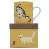 ZooHood - Cat Mug - CooCoo