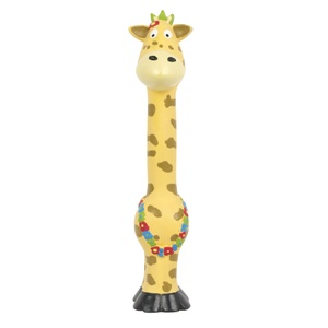 Giraffe Squeaky Dog Toy