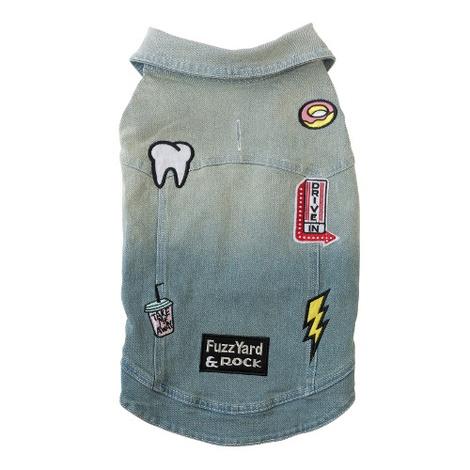 The Rocker Denim Jacket 5