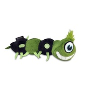 P.L.A.Y. - Green Scurry Monster Plush Dog Toy