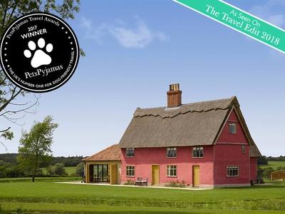 Wilderness - Moat Cottage, Suffolk