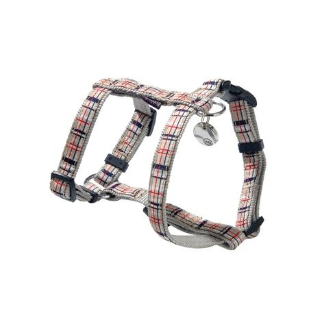Tartan Strap Harness