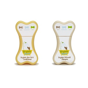 Oatmeal Shampoo & Aloe Vera Conditioner Set