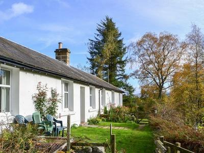 Craigend Cottage, Scottish Borders, Broughton