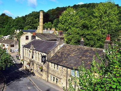 The White Lion Hotel, West Yorkshire, Hebden Bridge