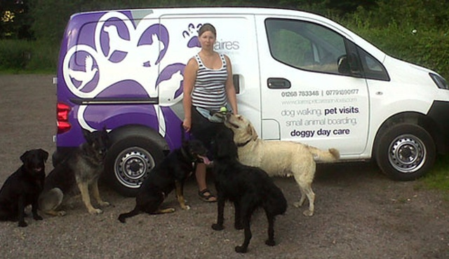 Claire's Pet Care Services 5