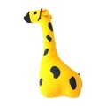George the Giraffe Squeaky Plush Dog Toy 3