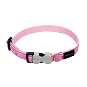Red Dingo - Pink Love Dog Collar