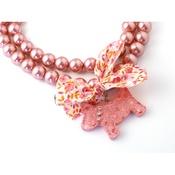 Dog & Dolls - Framboise Necklace