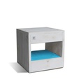Bloq Beach Pet Bed & Side Table 10