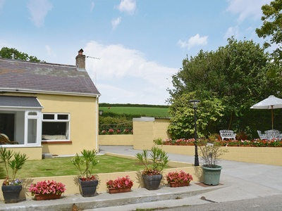 Bont Cottage, Wales, Kidwelly