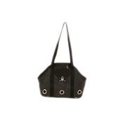 Zu & Lu - Julie Pet Carrier Bag – Black