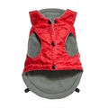 Spirit Quilted Dog Jacket - Red 2