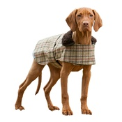 Mutts & Hounds - Balmoral Tweed Dog Coat