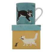 ZooHood - Cat Mug - Kitt