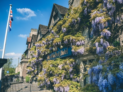 The Old Bell Hotel, Wiltshire, Malmesbury
