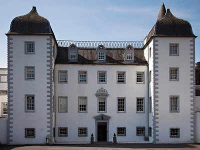Barony Castle Hotel, Scottish Borders