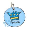 K9 Prince Dog ID Tag