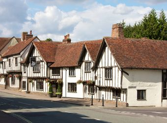 The Swan at Lavenham, Suffolk