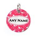 Flamingo ID Tag