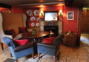 The Lamb Inn, Oxfordshire 4