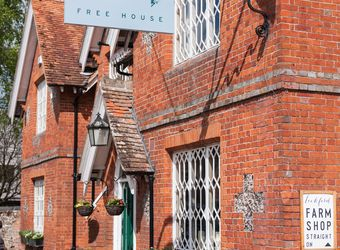 The Peat Spade Inn, Hampshire