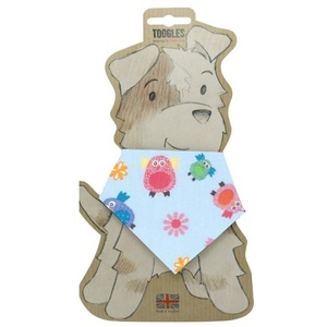 Toggles Twitter Puppy & Dog Bandana