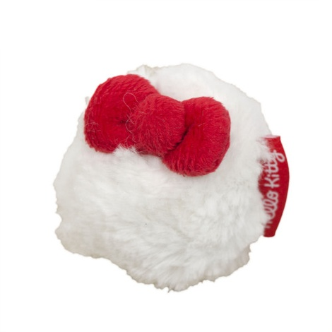 Hello Kitty Fur Ball Catnip Toy