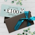 100 Product Gift Voucher in a Gift Box