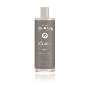 Simply Calming natural shampoo for Sensitive and Puppi