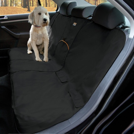 Bench Seat Cover - Black 3