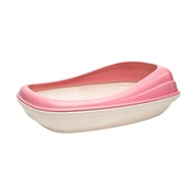 Beco Pets - BecoTray Cat Litter Tray - Pink