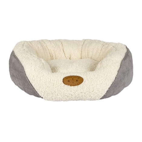 Luxury Cosy Dog Bed  3