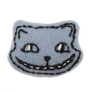 Wonderland Collection Catnip Toy – Cheshire Cat