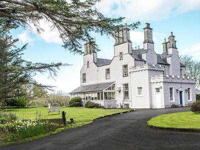 Forss House Hotel, Scottish Highlands, Forss