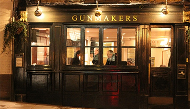 The Gunmakers