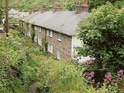 Mariners Cottage, Cornwall, Boscastle