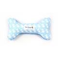 Teddy Maximus Sky Blue Dog Bone Toy