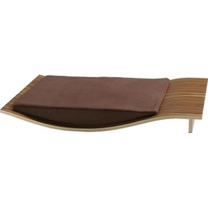 Wave Bed Zebrano