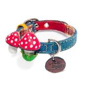 SR! Dog Accessories - Poison Twins Dog Collar