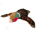 Fluff & Tuff Plush Dog Toy – Ike the Pheasant