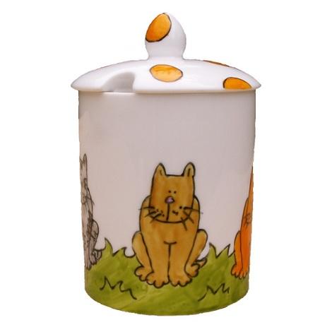 Cat's Honey Pot