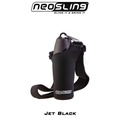Black Water Bottle Sling Holder