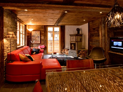 Heidi Mountain Chalet, Switzerland, Zermatt
